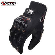Профессиональные байкерские мотоциклетные перчатки для мужчин