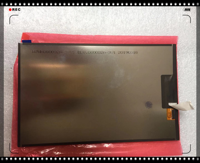 New 8 inch 31pin WJWX080032A 3 V1 WJWX080032A  B LCD  FPCA.080032AV2 V1 For Digma 8592G Model: CS8209 MG tablet display Screen