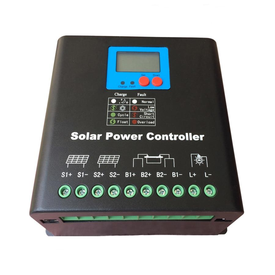 100a mppt controlador de carga solar 110v 04
