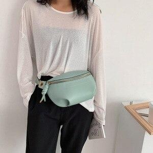 Women Waist Packs Leather Fanny Letter Belt Bags New High Quality Shoulder Wild Messenger Fashion Chest Crossbody Bag Pouch