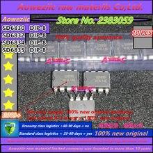 Aoweziic 100% Новый оригинальный SD6830 SD6832 SD6834 SD6835 DIP 8 светодиодный ЖК чип управления блоком питания