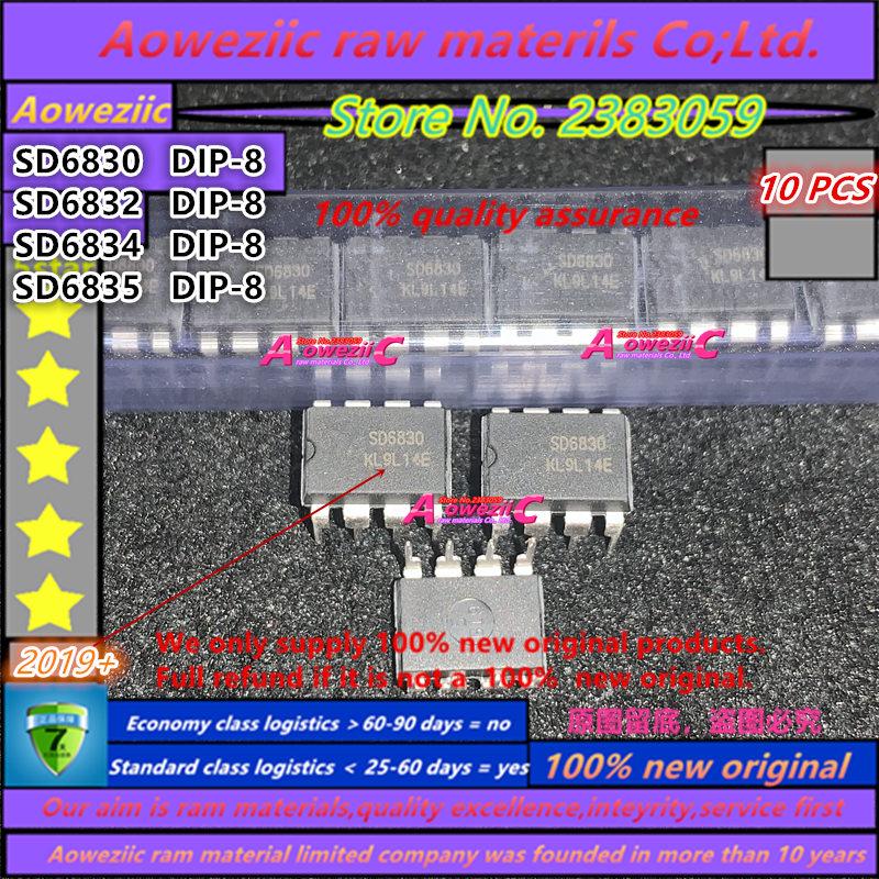 20PCS SD6834 Power PWM Controller DIP-8 NEW