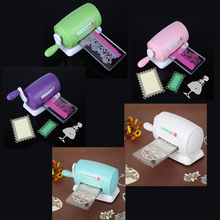 High Quality DIY Dies Embossing Machine For DIY Scrapbooking Paper Cards Crafts Dies New 2019 azsg 2018 new arrival tree heart shaped embossing plates design diy paper cutting dies scrapbooking plastic embossing folder