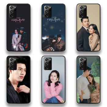 Son Ye Jin Hyun Bin Phone Case For Samsung Galaxy Note20 ultra 7 8 9 10 Plus lite M51 M21 M31 J8 2018 Prime image