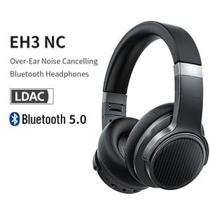 FiiO EH3NC Bluetooth 5.0 słuchawki douszne Hi-Fi głęboki bas z aptX LL/aptX HD/LDAC/Mic EH3 NC