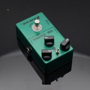 Image 5 - Demônio ts808 tubo screamer overdrive pro pedal efeito guitarra elétrica do vintage
