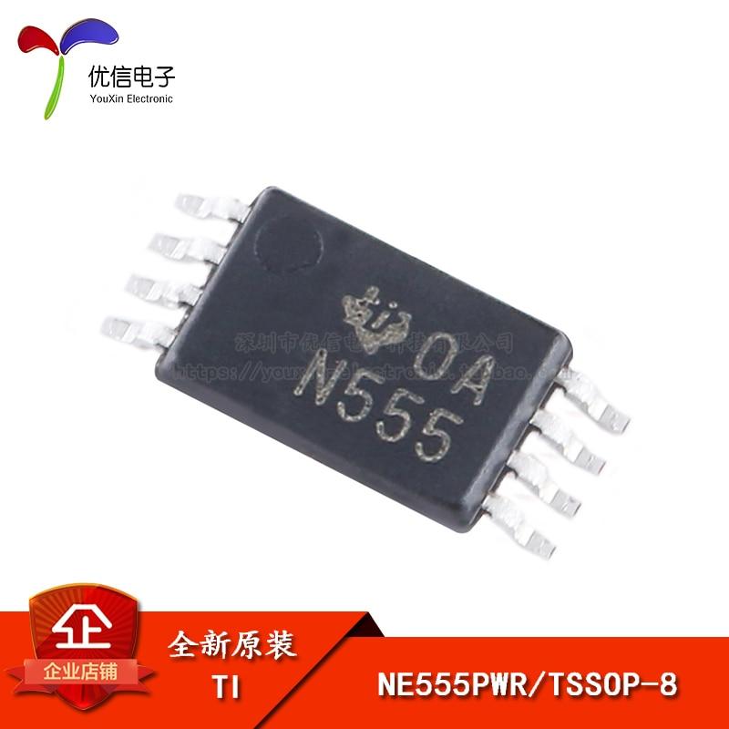 Оригинальный NE555PWR TSSOP-8 одноточный электронный таймер чип YouSun
