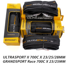 Road Tire ULTRA SPORT II GRAND Sport Race 700 23C 25C 28C Bicycle Tyre Folding Bike Tyres Corrida Clincher for Continental