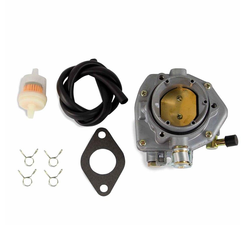 Carburetor Gaskets Fuel Filter Kit Replacement For Onan Performer P216G/P218G/P220G 146-0496 146-0414 146-0479 146-0386