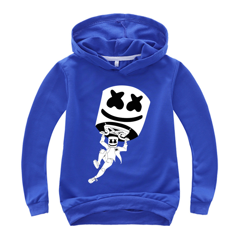 Accept Customizable Less Bulk Marshmello Cotton Candy DJ Special Offer CHILDREN'S Sweater 0331