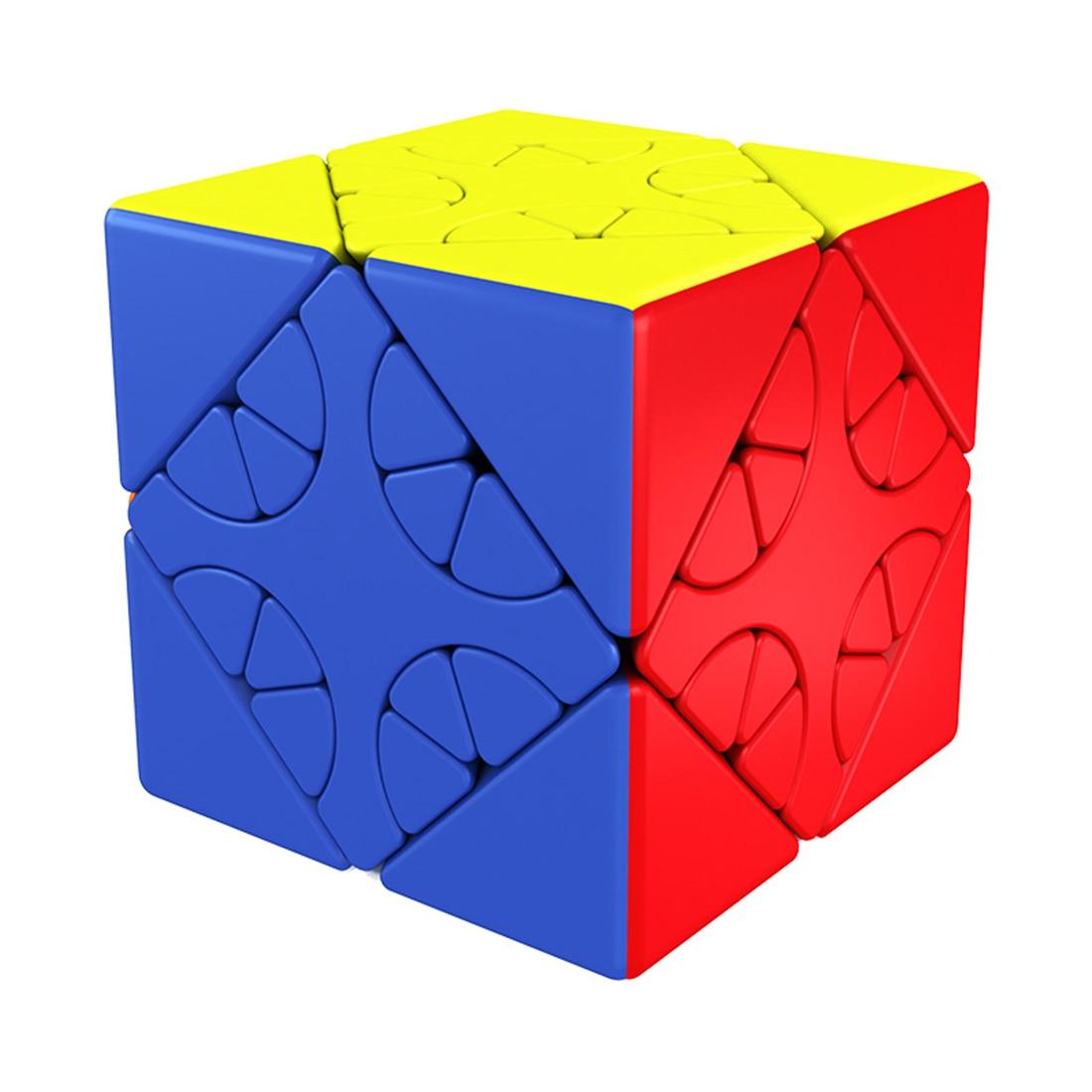 Meilong HunYuan Skewbcube sihirli küp hız küp eğitim bulmaca oyuncak-No. 3
