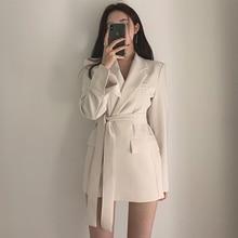 Paris Girl Women Blazers and Jackets White Korean Women Blazer