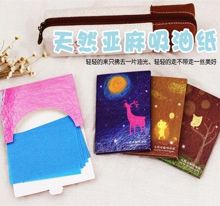 50 листов/упаковка для макияжа лица, очищающее масло, поглощающее промокание бумаги, инструменты для красоты, разные цвета, хит продаж