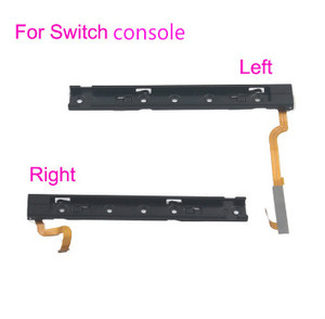 Image 2 - Original LR Slide Left Right Slider Rail for Nintend switch Console for NS Joycon controller Railway USED Repair