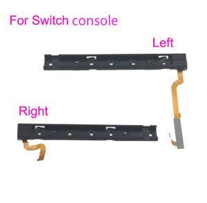 Image 2 - Rail de curseur gauche droite dorigine LR pour Console de commutateur Nintend pour NS Joycon contrôleur chemin de fer réparation doccasion