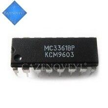 10 pz/lotto MC3361CP MC3361BP MC3361C MC3361 DIP 16 In Magazzino