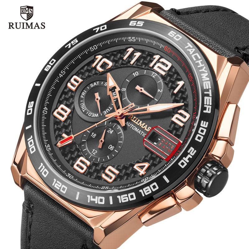 Watches Men Top-Brand Luxury Relogio Month Male Week Masculino Man Quartz Ruimas 6771