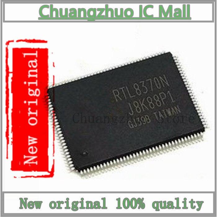 1PCS/lot RTL8370N-VB-CG RTL8370N QFP-128 IC Chip New Original