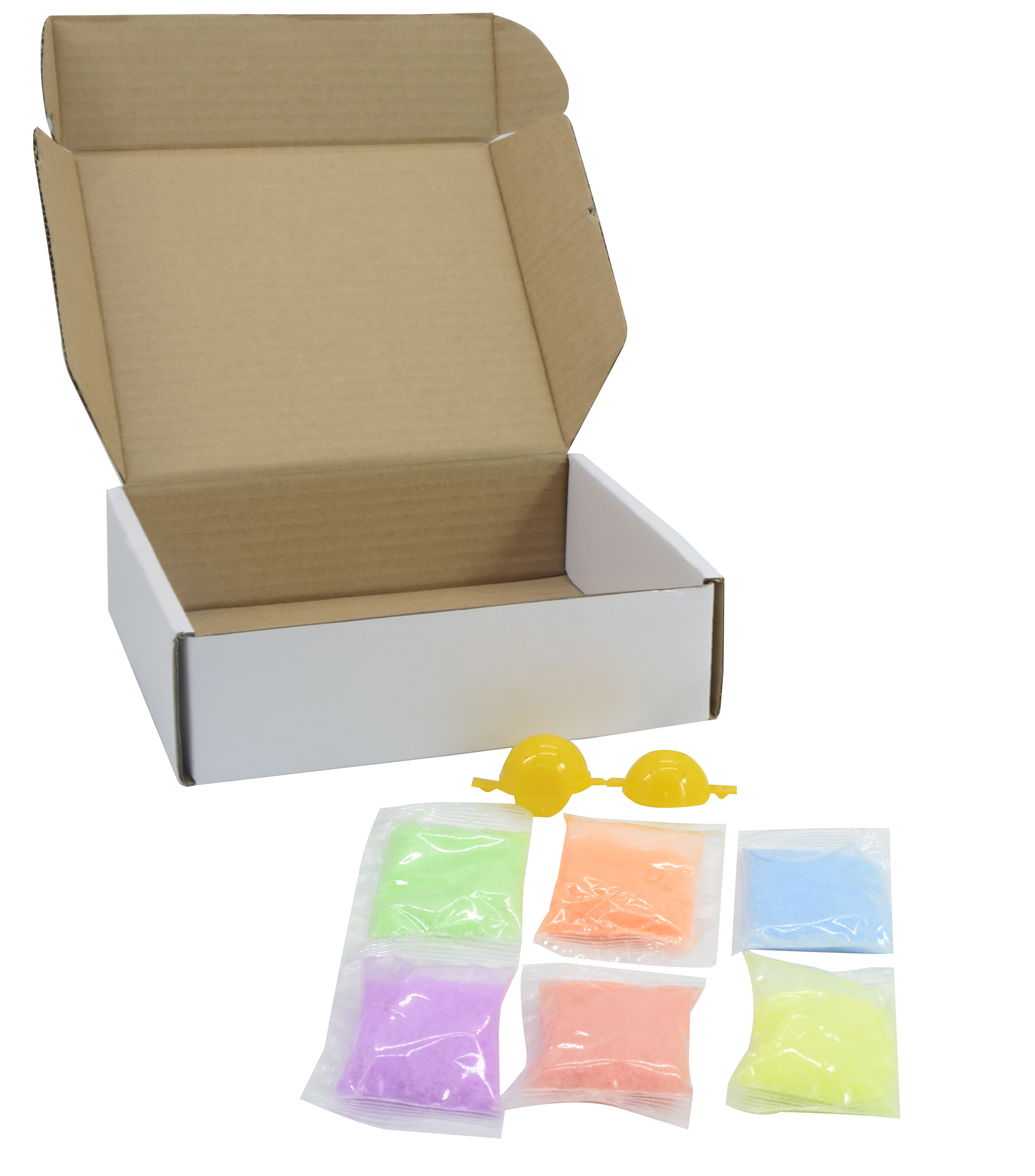 Сделай Сам сам магические надувные шары Набор для творчества для детей-Создай свой собственный металлик светильник STEM Science День рождения су...