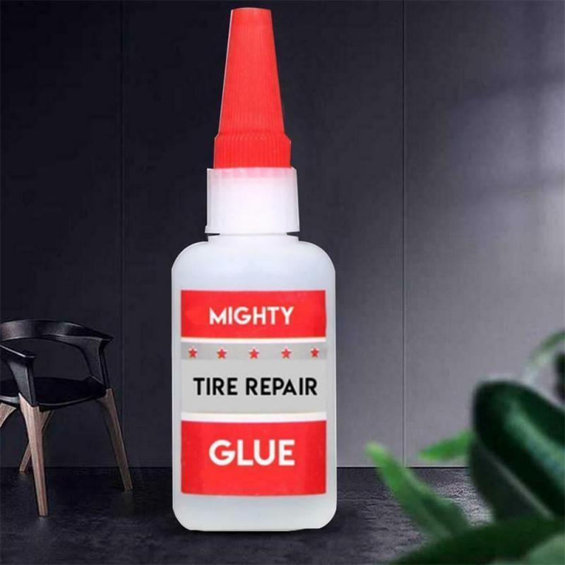 Universal 30ML/50g Tire Repair Glue Car Bicycle Motorcycle Repair Tool Bike Inner Tube Puncture Repair Cold Patch Solution TSLM1