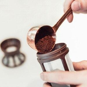 Image 4 - От Xiaomi youpin Kiss рыбка кофейный фильтр Дорожная кружка умный стакан вакуумная изоляция бутылка аксессуары чай фильтр контейнер