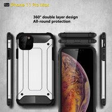 Four-corner Shatter-resistant Armor Case For iPhone 11 Pro Max For iphone Xs Max Xr X 8 7 6s 6 Plus Heat Sink Phone Back Cover(China)