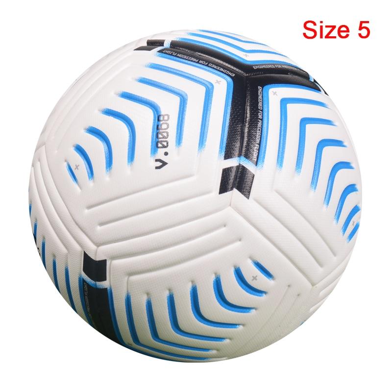 Professional Size5/4 Soccer Ball Premier High Quality Goal Team Match Ball Football Training Seamless League futbol voetbal 17