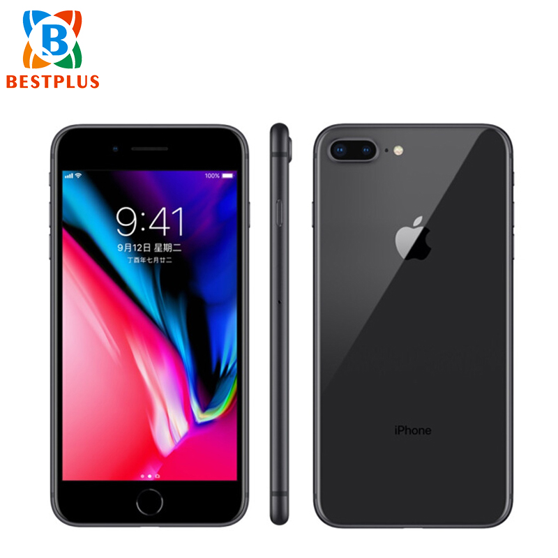 Apple IPhone 8 Plus A1897 AT&T Version 4G LTE Mobile Phone 5.5