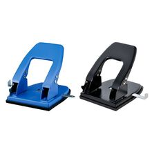Metal Double Hole Punching Machine Aperture 6mm School Office Atationery