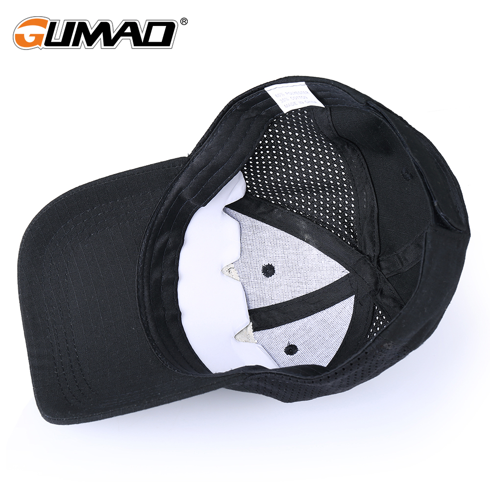 Hiking Caps Adjustable Breathable Mesh Skull Cap Tactical Military Camo Airsoft Sun Visor Trucker Hat Hunting Baseball Snapback
