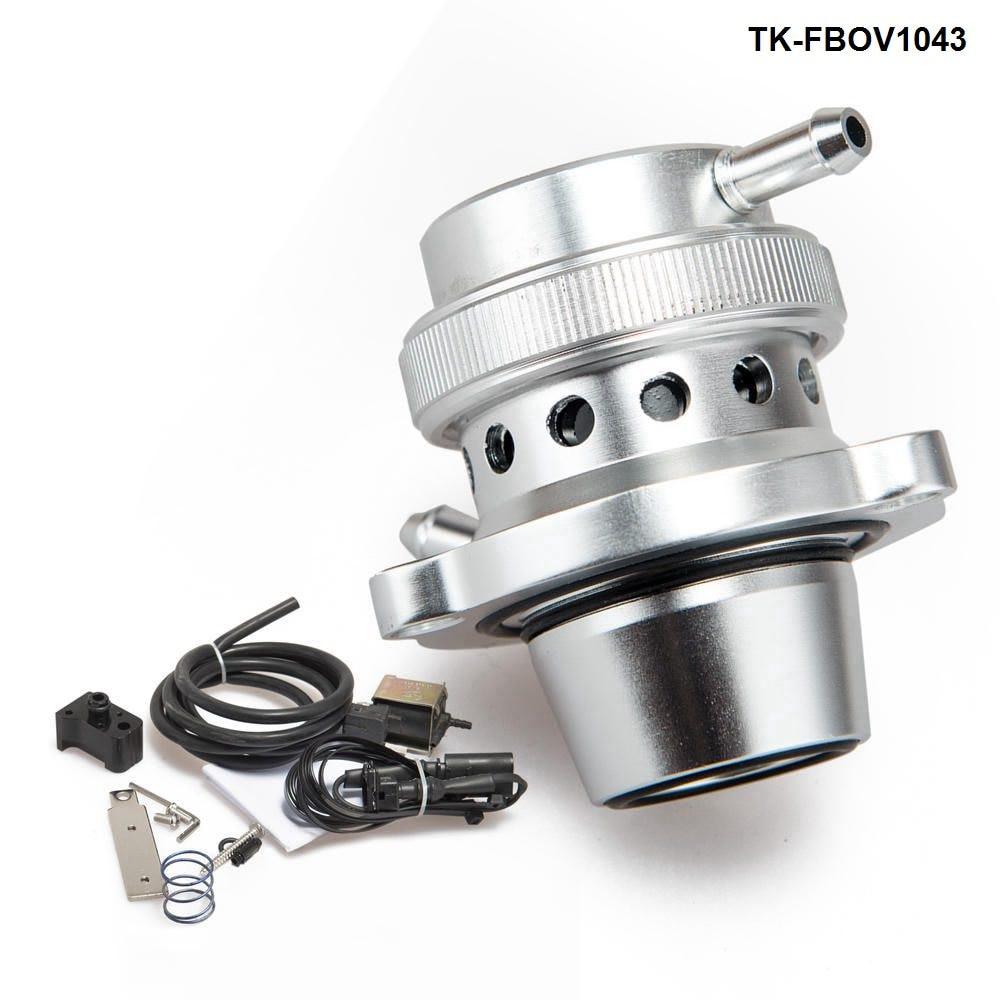 Turbo Dump Blow Off Valve Kit BOV Integrated for Audi VW 2.0T FSI TSI Engines