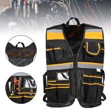 Плотник мешок электрика плотник сумки инструмент жилет framer