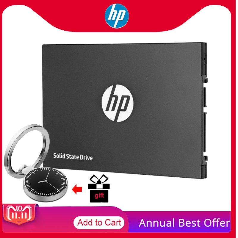 HP SSD 1TB 500GB 250GB 120GB TLC Disc Solid State Disks 2.5