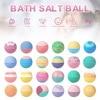 Bath Solt Ball Natural Bubble Bombs Ocean Rosemare Nourish Hydrate Blackwood Lemon Orange Coconut Bubble Bars Skin Shower Bomb