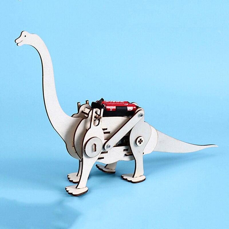 DIY образовательный научный эксперимент технология игрушка набор гидравлический экскаватор модель головоломка Окрашенные Детские игрушки ...