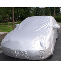 SUV Car Cover S/M/L/XL/XXL Size Full Car Covers Dust Snow Ice Sun Rain Resistant Protection Waterproof Dustproof Outdoor Indoor