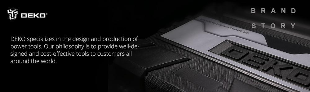 DEKO Product History