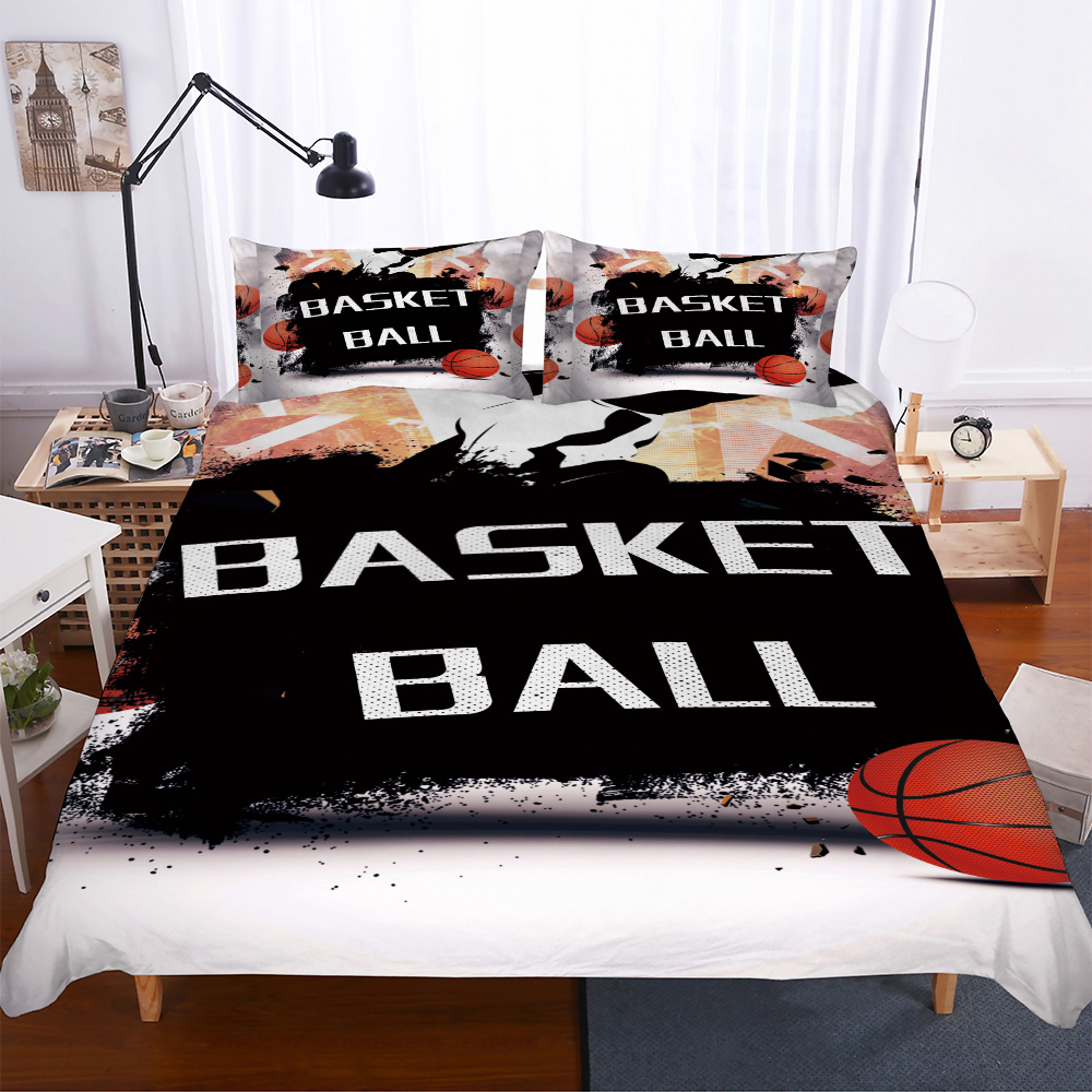 BEST.WENSD Droship Bedding Set Cotton For Boy Quality 2/3 Pcs Modern Style Duvet Cover Sets Home Textile China Double Bed Cover