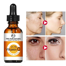Minch 20% Витамин С эссенция масло против темных пятен покрытие ультра осветление без пятен эфирное масло анти-Возраст уход за лицом 10 мл