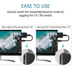 Image 4 - Bluetooth приемник VIKEFON, передатчик, мини стерео, Bluetooth 5,0, аудио, AUX, RCA, USB, разъем 3,5 мм для ТВ, ПК, автомобильный комплект, беспроводной адаптер
