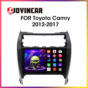 JOYINCAR Android 9.1 10.1in For TOYOTA CAMRY 2012 2013 2014- 2017 Multimedia Car Stereo Radio no DVD Player Navigation GPS Wifi