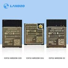ESP32-WROOM-32 ESP32-WROOM-32D ESP32-WROOM-32U módulo wifi módulo bluetooth chip principal esp32 módulo espressif original
