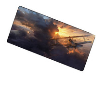 Battlefield 4 Plane Large Pad for Rubber Laptop Mouse Notbook