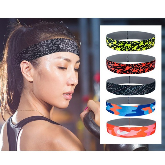 New Hot sweat-proof belt headband sport fitness sweatband sweat Outdoor sports protective gear headband men sports