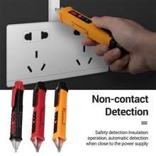 Бесконтактный Тестер Напряжения переменного тока vd802 электрический