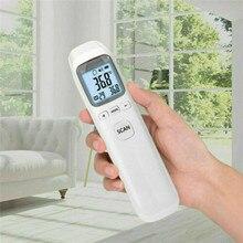 Handheld não-contato digital ir termômetro infravermelho preciso medição testa temperatura ferramentas de diagnóstico sem baterias