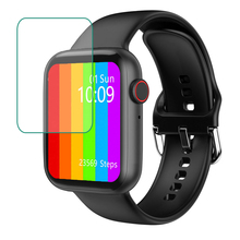 5pcs TPU Soft Smartwatch Protective Film Full Cover For BYSL/GIINKWE IWO W26 Smart Watch Series 6 40mm 44mm LCD Screen Protector