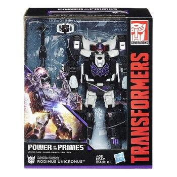 Hasbro Transformers Leader Class Robot Car Collection Rodimus Prime Rodimus Unicronus Optimus Prime Autobots Model Action Figure 2