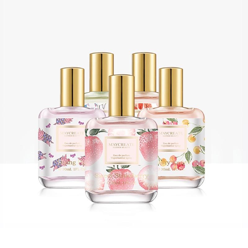 Perfume Women Parfume Deodorant Fragrance Atomizer Body Spay Long-lasting Elegant Refreshing Flower Aromatic Water