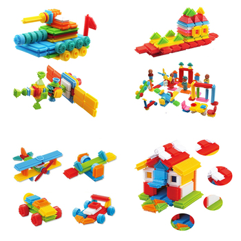 New lepinngs Duplo  Series Toys Bristle block Compatible lepinngings Building Blocks Toys kid Educational Birthday Gift for Kids